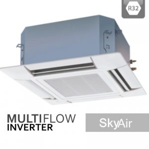 AC CASSETTE DAIKIN - SKYAIR INVERTER R32 - MUltiFlow - FFF