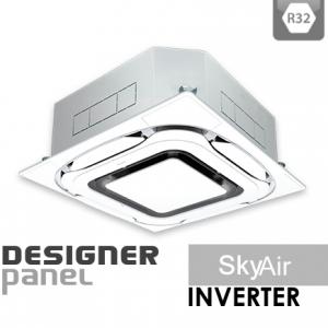 AC Daikin Cassette - Harga Jual AC Daikin - SkyAir R32 - Roundflow-designer panel